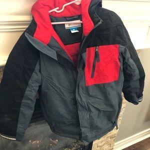 ~ 2 for $15 ~ Boys Columbia ski jacket